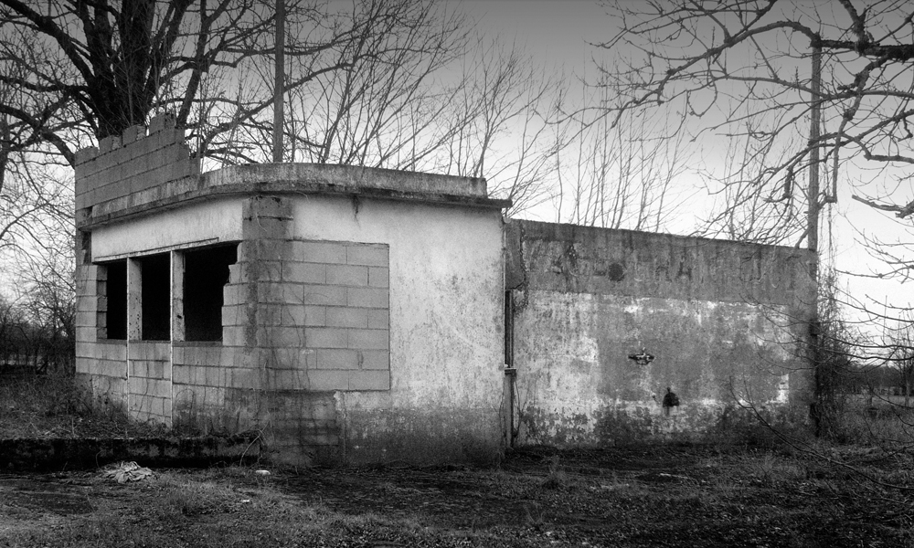 Deserted Place, French Countryside, 2012